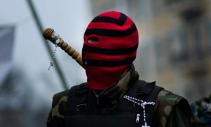 В Мукачеве кто-то столкнул обыкновенных бандитов - очевидец