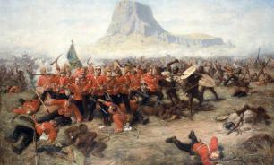 Битва при Изандлване: пятно на репутации Великобритании
