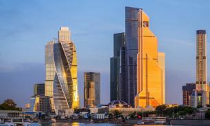 """Медведеву показали новый правительственный офис в """"Москве-Сити"""""""