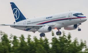 В России не станут сокращать производство самолетов SSJ-100
