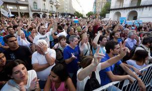 Аргентина становится Украиной