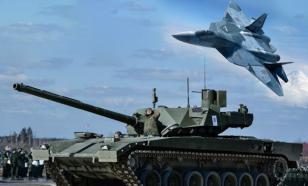 Ранее невиданное: почему засомневались в новом российском оружии