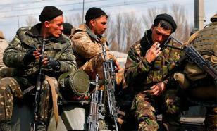 Украинские танкисты выдвинули ультиматум Петру Порошенко. Видео
