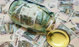 Социологи: Несмотря на взлет доллара, россияне хранят сбережения в рублях