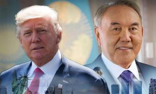 """Урок для России: зачем едет к Трампу """"кошечка"""" Назарбаев"""