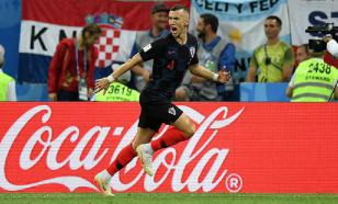 Лидер сборной Хорватии госпитализирован после атак англичан