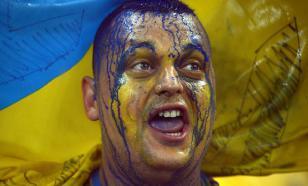 На Украине после матча избили футбольного арбитра