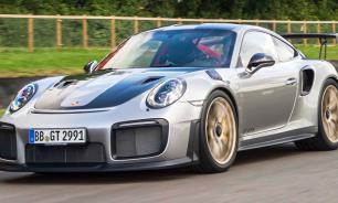 Porsche 911 GT стал самым дорогим авто в России за январь-июнь 2019-го