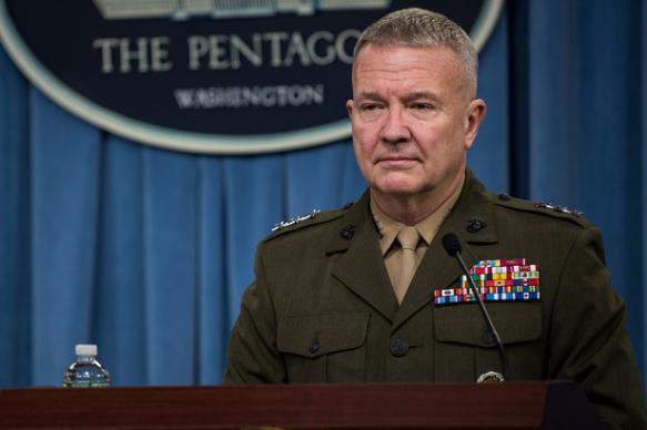 Военные США допустили, что смогли сбить два иранских беспилотника