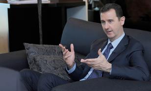 Башар Асад:  Если европейцев волнует судьба беженцев, пусть они прекратят поддерживать террористов