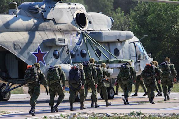 Россия, Белоруссия и Сербия высадят десант на незнакомой земле