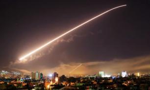 Не удержались: западная коалиция ударила по Сирии