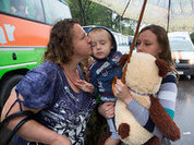 Киев не интересует судьба детей юго-востока?