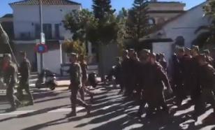 Почему испанским солдатам запретили выбор между танком и женщинами