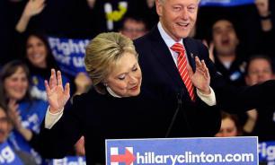 """Хиллари Клинтон высмеяли за """"вымогательство"""" $1"""
