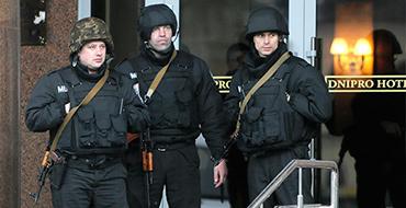 МВД Украины: Акции на востоке страны пресекут силой