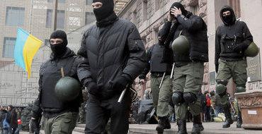 Бывшая узница концлагеря: На Украине все начинается так же, как в фашистской Германии