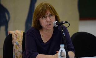 Угрожали казнить: Светлана Алексиевич отменила выступление на Украине