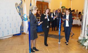 В  Новгородской филармонии прошла выставка-презентация современных наград