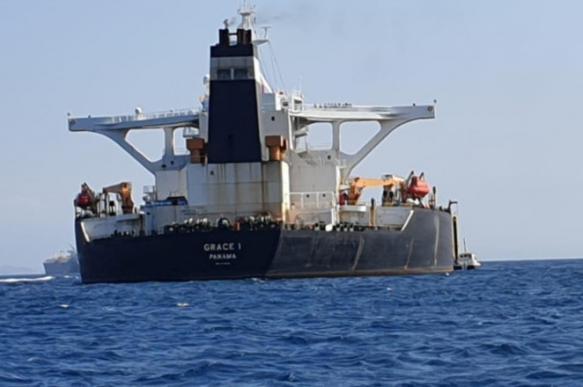 Гибралтар проигнорировал требование США о задержке иранского танкера