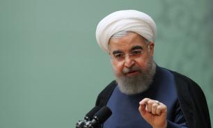 Президент Ирана обвинил коалицию США в развязывании военного конфликта