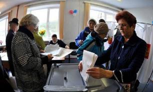 """Движение """"Россия выбирает"""" не нашло серьезных проблем на выборах"""