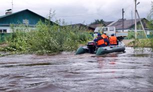 Ущерб от паводков в Хабаровском крае оценили почти в миллиард рублей