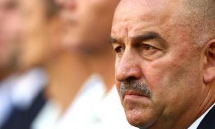 Ионов открыл счет в матче Россия - Кипр