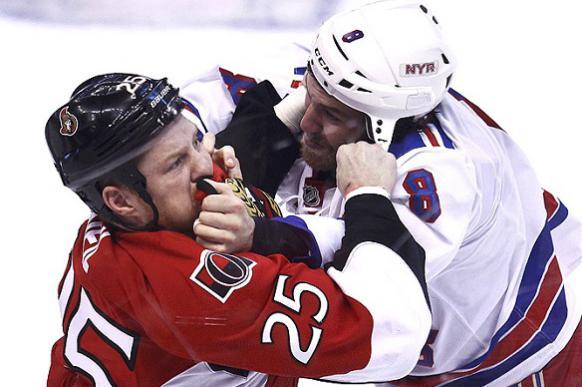 Тафгай в хоккее - кто такой и зачем нужен