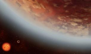 Астрономы увидели необычный дождь на двойнике Земли