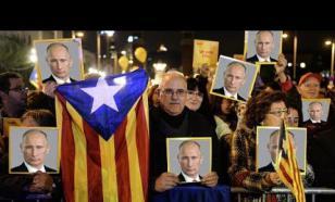 Путина призывают испанцы