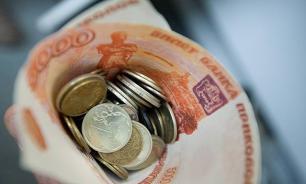 Росстат: Реальная зарплата россиян в 2015 году сократилась почти на 10%