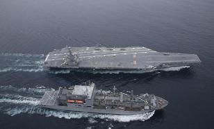 National Interest: русские потопят авианосцы США на Балтике