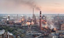 В столице ДНР остановлен крупнейший металлургический завод