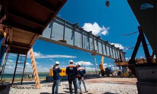 Украина просит помощи NASA из-за Крымского моста