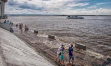 Около 40 населенных пунктов Хабаровского края находятся в зоне паводка