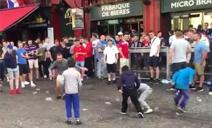 Евро-2016 превращается в фанатское побоище?