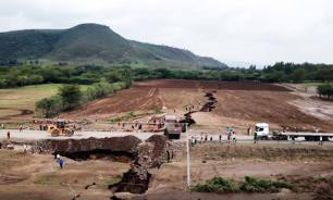 Будет две Африки: на видео сняли делящую материк огромную трещину