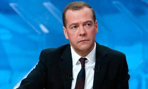 """Медведев проведет встречу с якутским активом """"Единой России"""""""