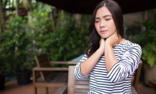 Врачи: частые боли в горле могут быть симптомом рака