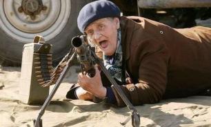 На Украине для защиты от РФ предложили вооружить всех местных бабушек