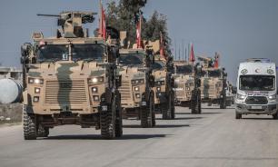 В Сирии погиб первый турецкий военнослужащий