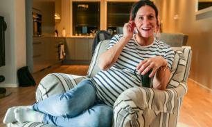 Восьмикратная олимпийская чемпионка Бьорген родила сына