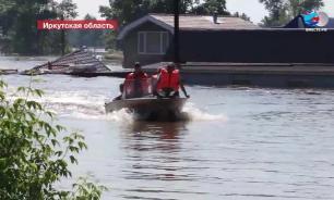 Четверых пропавших из-за паводка в Иркутской области нашли живыми
