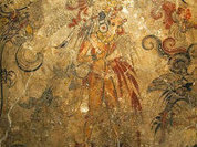 Художники майя опередили Микеланджело