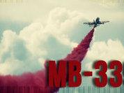 """МАКС-2017 Aermacchi MB-339 : """"Рыцари"""" (Аl Fursan) из Объединенных Арабских Эмиратов"""