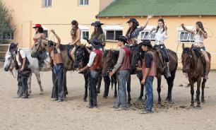 Откуда есть пошли американские ковбои