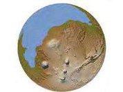 Когда-то на Марсе был  Ледовитый океан