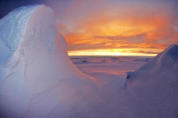 Найден ледяной керн, сохранивший миллионы лет истории Земли