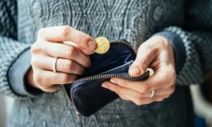 Опрос: большинство семей в России не имеют сбережений
